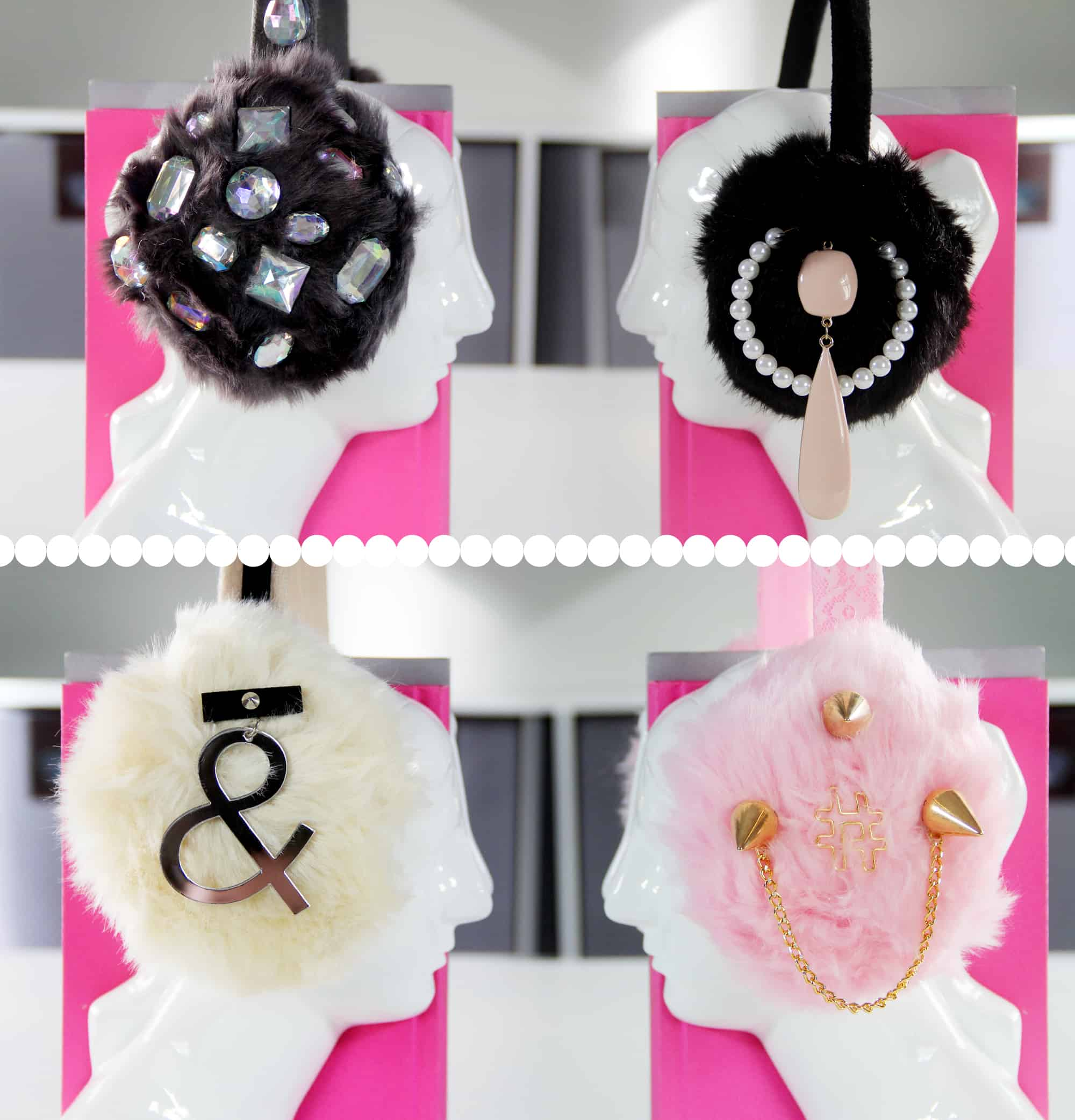 Embellished Ear Muffs