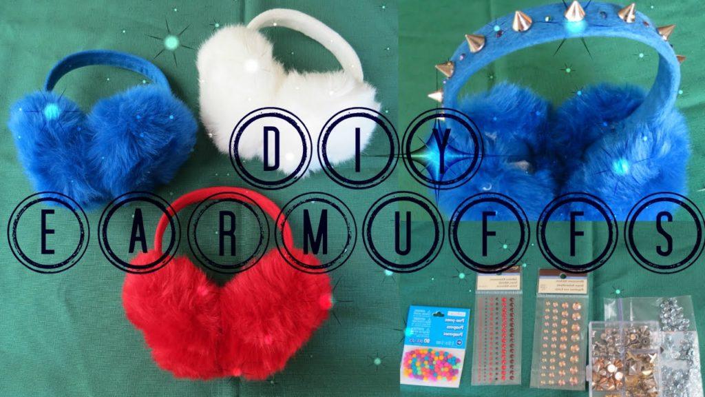 Fluffy Earmuffs