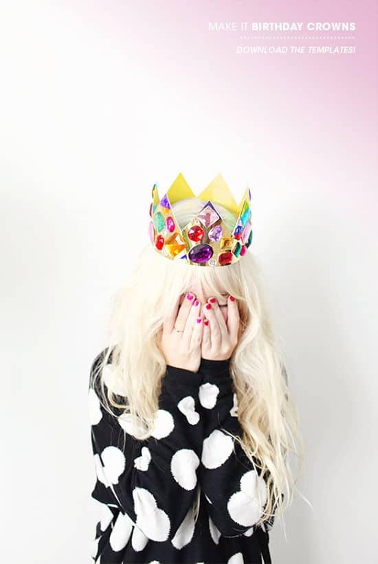 Gemstone Crown