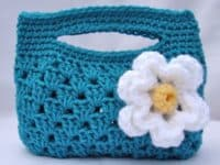 Granny stripe boutique bag 200x150 15 Super Useful Crochet Tote Bag Patterns