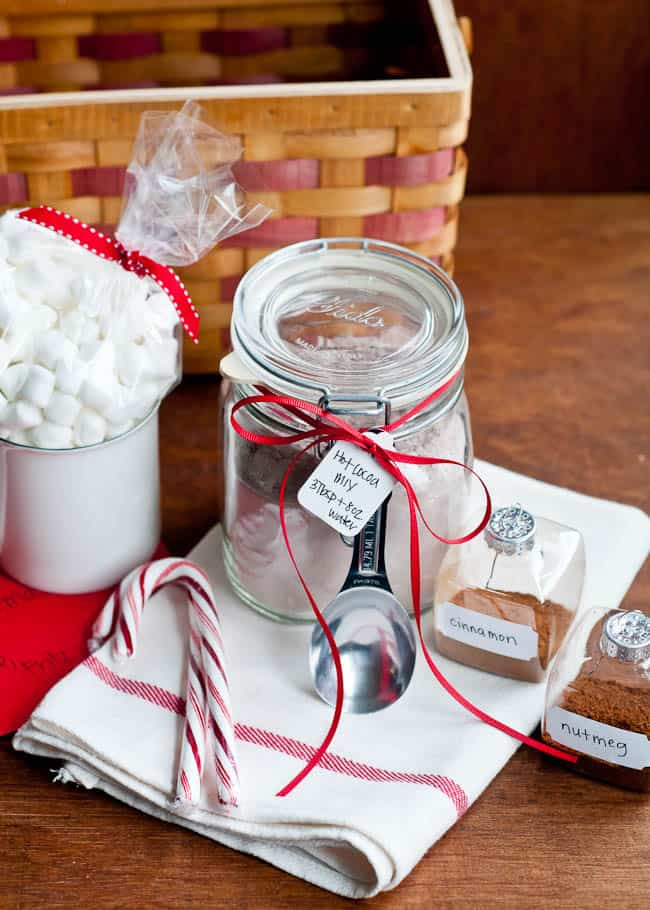 diy christmas gift baskets that anyone will love