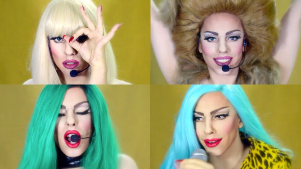 Lady-Gaga-makeup