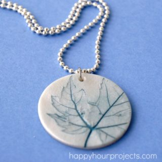 Crafting with Clay: 10 Charming DIY Necklaces