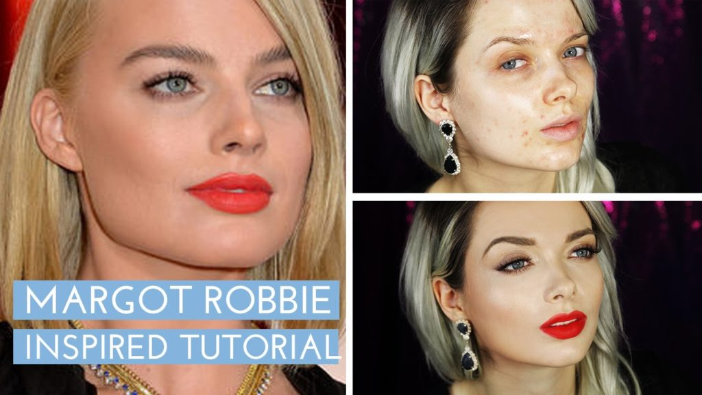 Margot-Robbie-makeup
