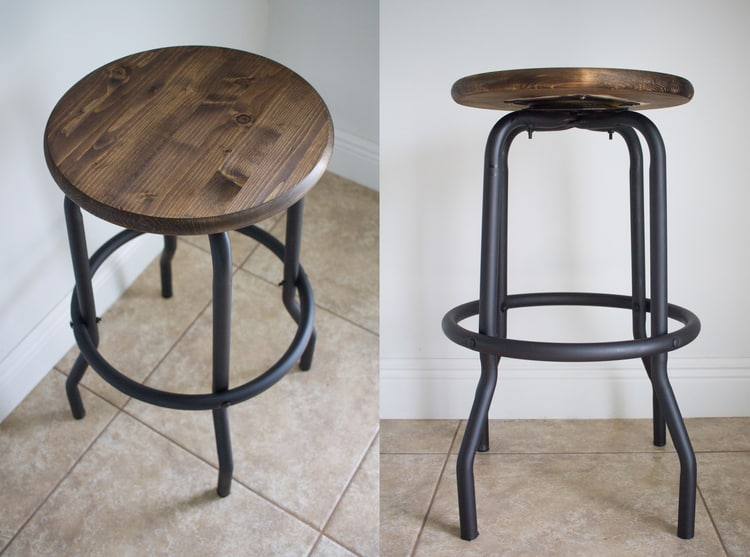 Trendy Furniture Dashing Diy Bar Stools