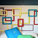 12 Amazing Floating Headboard Designs
