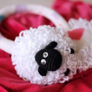 Winter Prep: Warm and Soft DIY Ear Muffs