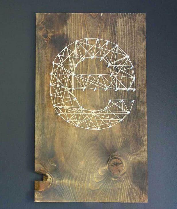 String monogram
