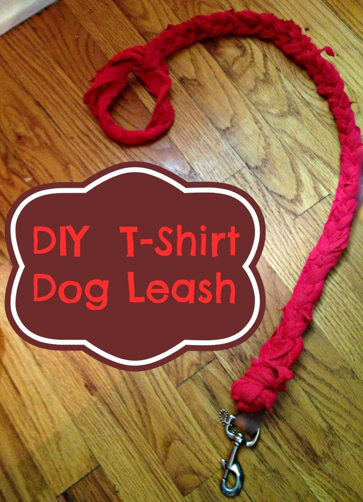 T-Shirt Leash