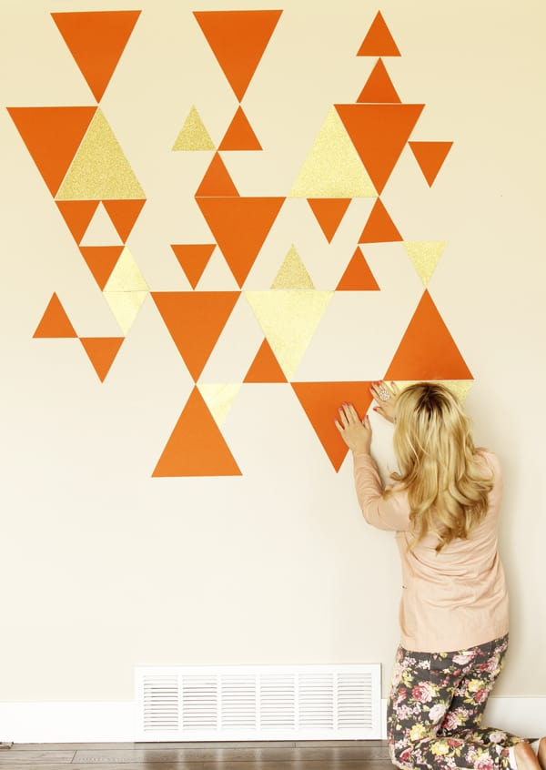 Triangle Backdrop