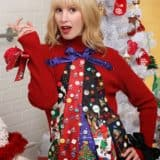15 DIY Ugly Christmas Sweaters that Are Gorgeous