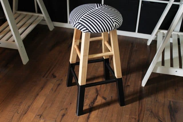 Upholster Bar Stool