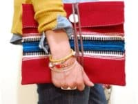 Wrap Clutch 200x150 Accessorize like a Fashion Icon: DIY Clutch Bags for Every Taste