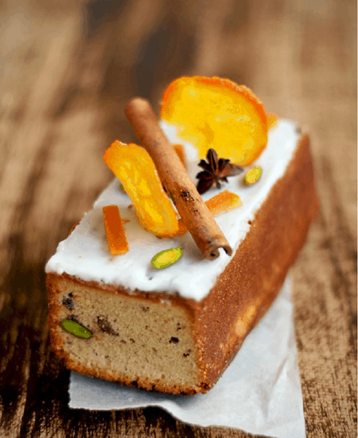 Anise and orange weekend cake