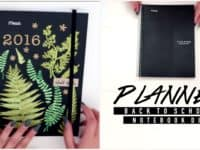 Back to school planner 200x150 Organize Your 2017 with These DIY Planners