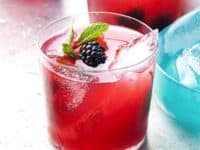 Blackberry mint julep 200x150 15 Delicious Recipes for Mint Lovers