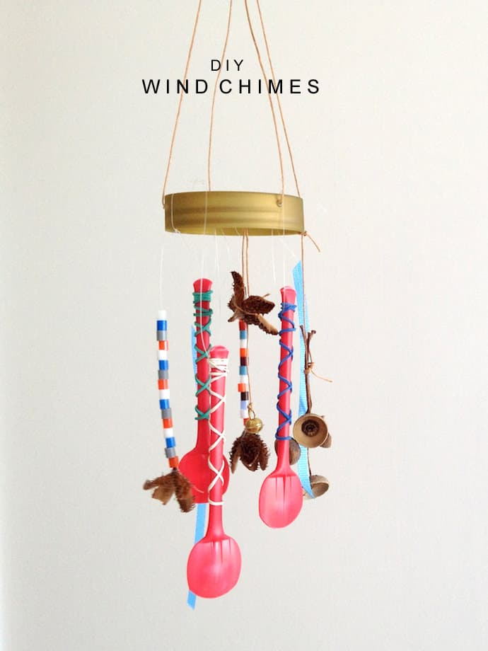 Children's wind chimes
