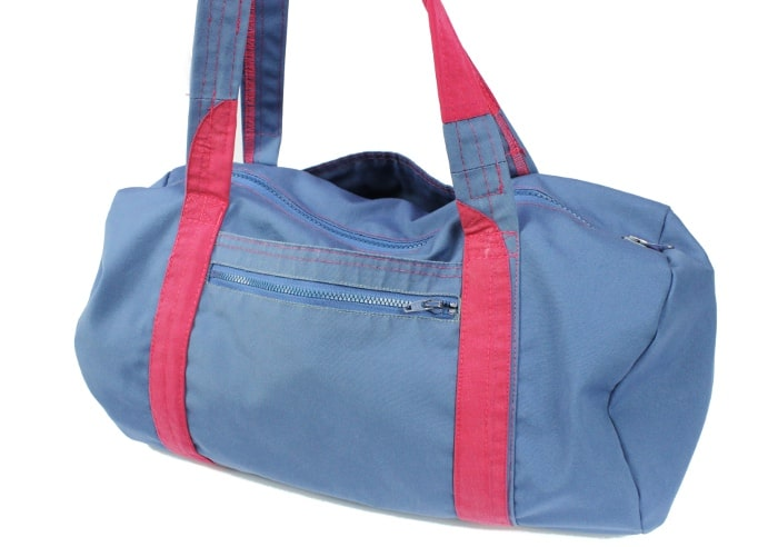 Jacket gym bag