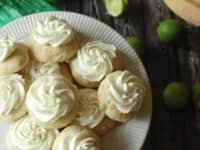 Key lime pie sugar cookies 200x150 Citrus Zest: 15 Delicious Recipes for Lime Enthusiasts