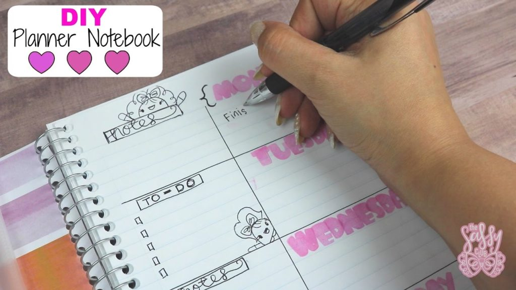photo relating to Diy Daily Planner referred to as Arrange Your 2017 with This kind of Do-it-yourself Planners