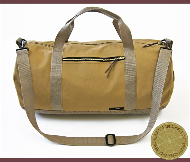 Safari duffle