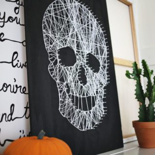 Wall Art for the Win: DIY String Art