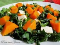 Steamed butternut squash salad with coconut lime dressing 200x150 Unique Veggie Recipes That Take Side Dishes to the Next Level