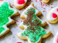 Sugar cookies 200x150 Best Christmas Cookies: 12 Recipes to Get You Through The Holidays