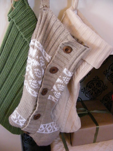 Sweater Stockings