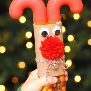 Cute Reindeer Crafts for Kids