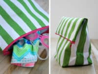 Wet swimsuit bag 200x150 Every Parent's Must Have: DIY Wet Bags
