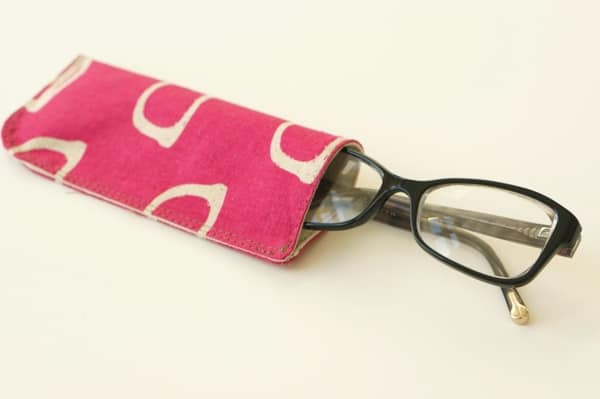 15 minute glasses case