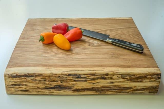 Block cutting board