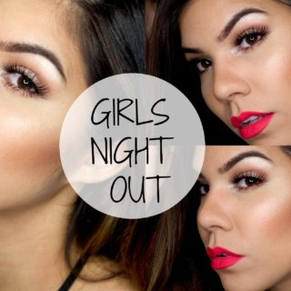 12 Extra Glam Makeup Looks for an Awesome Girls' Night Out