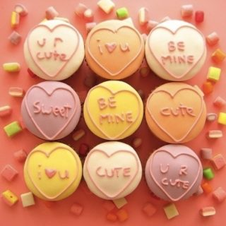 Valentine S Day Cupcakes Food Network