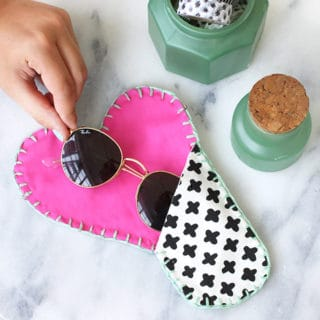 Style Statement: Safe and Chic DIY Glasses Case Ideas
