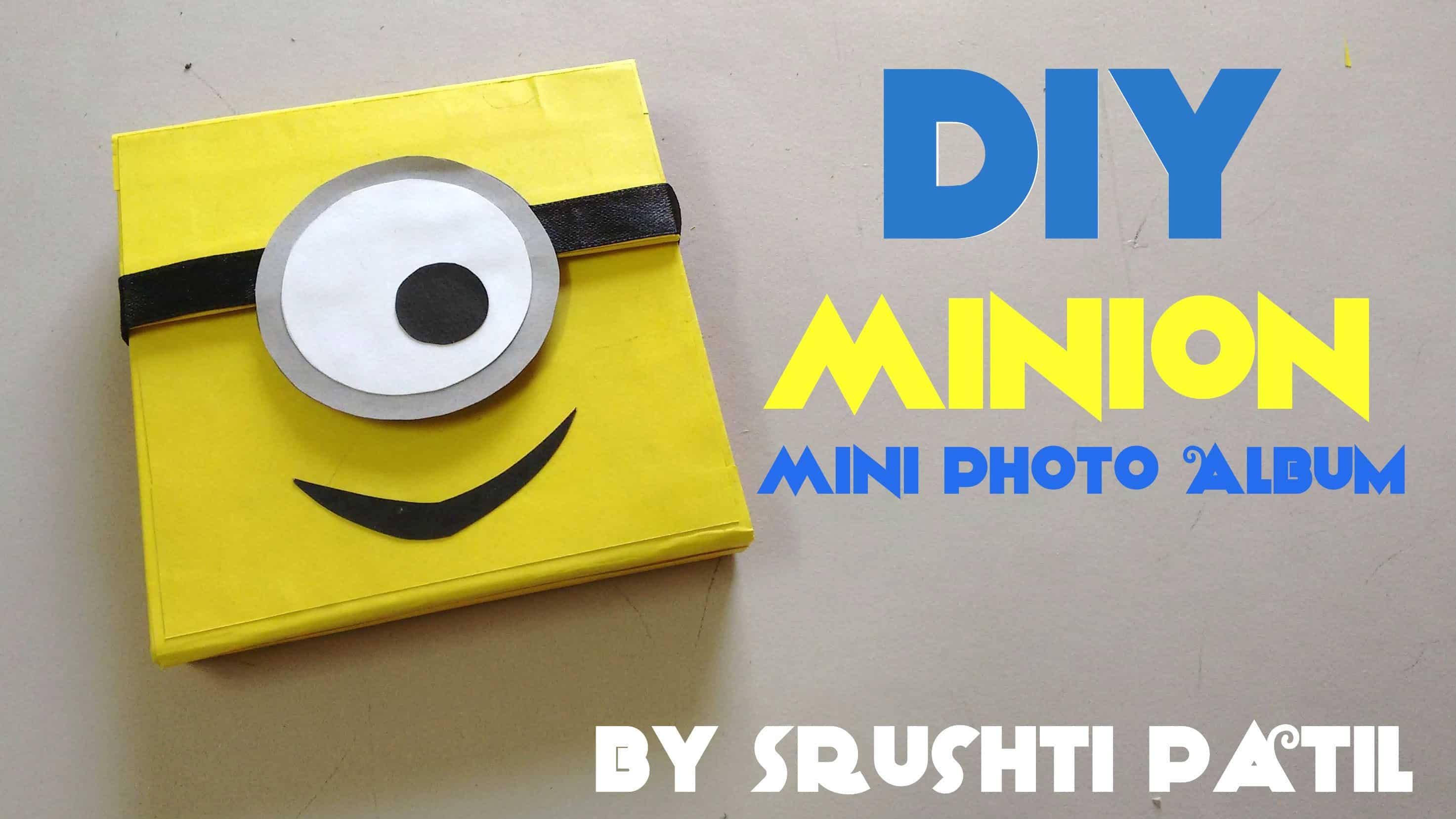 Minion photo album