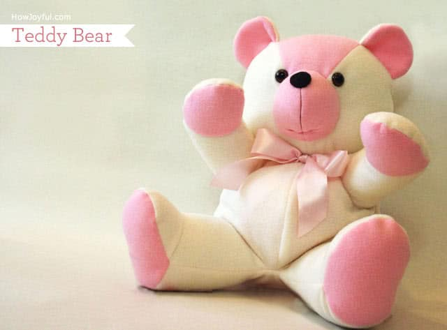 Your Childs New Favorite Toy Snuggly And Plushy Diy Teddy Bears