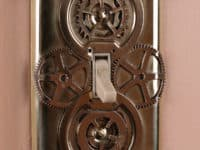 Steampunk light switch plate 200x150 Boring No More: Creative DIY Light Switch Plates
