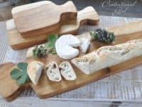 Wooden cutting board trio 200x150 Cooking With Style: DIY Cutting Boards