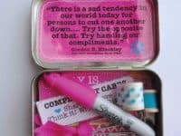 Compliments kit 200x150 Unique Projects for Upcycling Breath Mint Tins