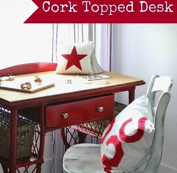 Corkboard to desktop