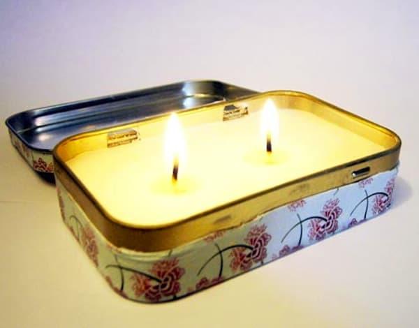 Emergency candle