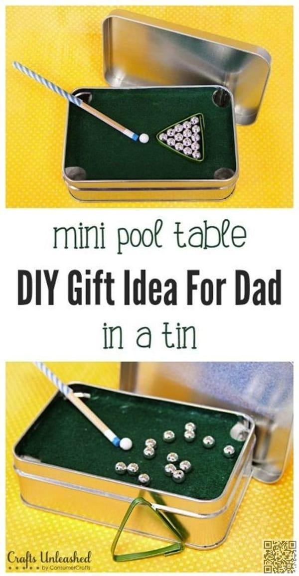 """Mini pool """"table"""""""