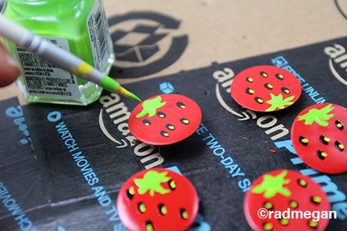 1. Painted Enamel Pins