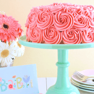 Get Your Sugar High From These Fabulous Pink Cakes