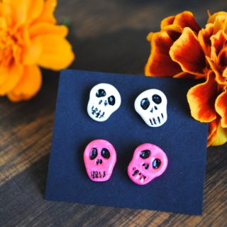 14 Cute Clay Earring Designs