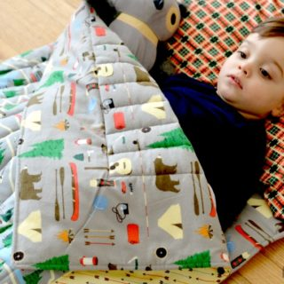Snug as a Bug: DIY Sleeping Bags You Can Make For Your Kids
