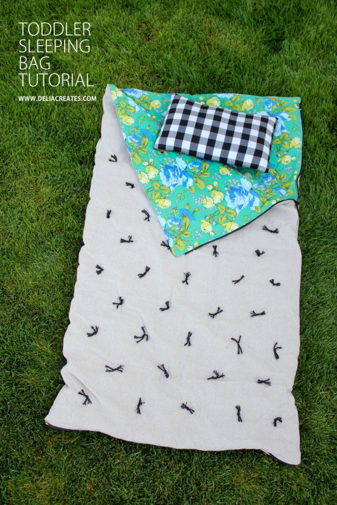 Snug As A Bug Diy Sleeping Bags You Can Make For Your Kids