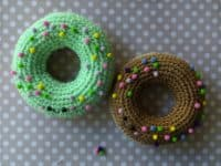 Amigurumi donuts 200x150 15 Adorable Crocheted Food Patterns That Will Make You Squeal!